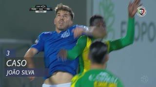 CD Feirense, Caso, João Silva aos 3'