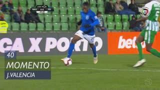CD Feirense, Jogada, J. Valencia aos 40'
