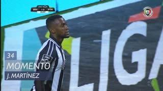 Portimonense, Jogada, Jackson Martínez aos 34'