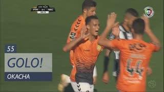 GOLO! CD Nacional, Okacha aos 55', Portimonense 3-1 CD Nacional