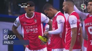SC Braga, Caso, Pablo aos 51'
