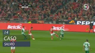 SL Benfica, Caso, Salvio aos 14'