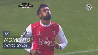 SC Braga, Jogada, Dyego Sousa aos 78'