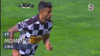Boavista FC, Jogada, Jubal aos 49'