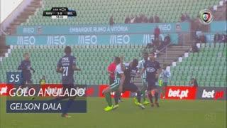 Rio Ave FC, Golo Anulado, Gelson Dala aos 55'