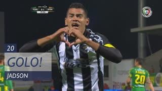 GOLO! Portimonense, Jadson aos 20', CD Tondela 0-1 Portimonense