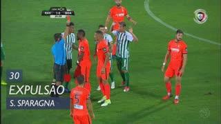Boavista FC, Expulsão, S. Sparagna aos 30'