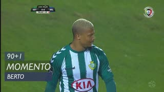 Vitória FC, Jogada, Berto aos 90'+1'