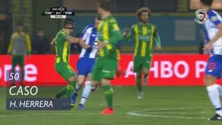 FC Porto, Caso, H. Herrera aos 50'