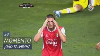 SC Braga, Jogada, João Palhinha aos 38'