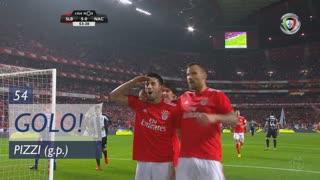 GOLO! SL Benfica, Pizzi aos 54', SL Benfica 5-0 CD Nacional
