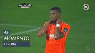 Boavista FC, Jogada, Obiora aos 42'