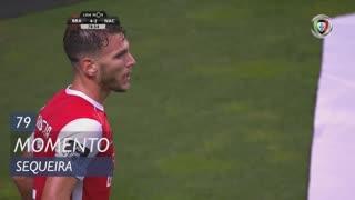 SC Braga, Jogada, Sequeira aos 79'