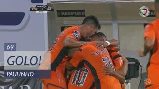 GOLO! Portimonense, Paulinho aos 69', Portimonense 2-1 Vitória SC