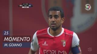 SC Braga, Jogada, Marcelo Goiano aos 25'
