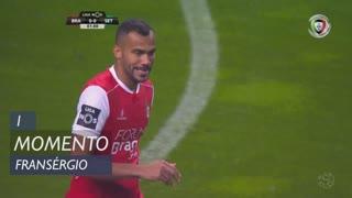 SC Braga, Jogada, Fransérgio aos 1'