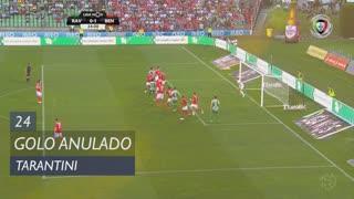Rio Ave FC, Golo Anulado, Tarantini aos 24'