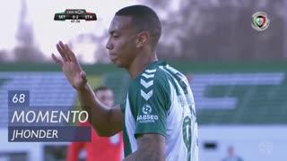 Vitória FC, Jogada, Jhonder aos 68'