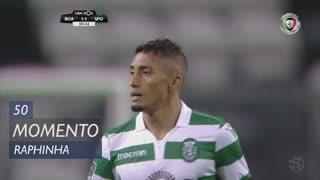 Sporting CP, Jogada, Raphinha aos 50'
