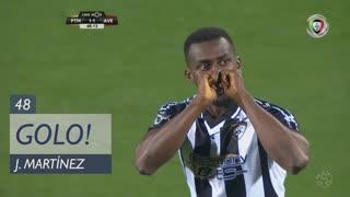 GOLO! Portimonense, Jackson Martínez aos 48', Portimonense 1-1 CD Aves