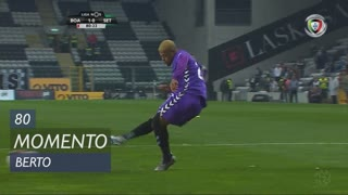 Vitória FC, Jogada, Berto aos 80'