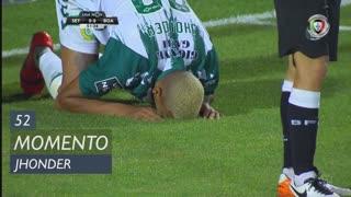 Vitória FC, Jogada, Jhonder aos 52'