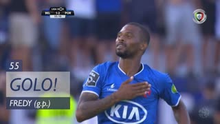 GOLO! Os Belenenses, Fredy aos 55', Os Belenenses 1-2 FC Porto