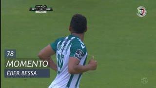 Vitória FC, Jogada, Éber Bessa aos 78'