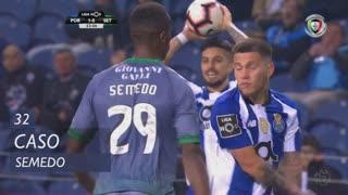 Vitória FC, Caso, Semedo aos 32'
