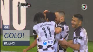GOLO! Boavista FC, Bueno aos 49', Boavista FC 4-2 SC Braga