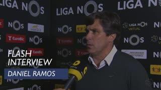 Liga (31ª): Flash Interview Daniel Ramos