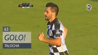 GOLO! Boavista FC, Talocha aos 65', Santa Clara 3-2 Boavista FC