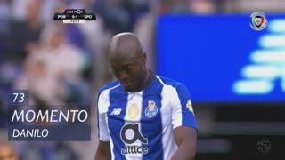 FC Porto, Jogada, Danilo aos 73'