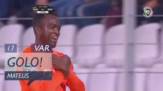GOLO! Boavista FC, Mateus aos 17', Moreirense FC 0-1 Boavista FC