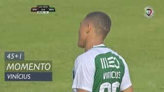 Rio Ave FC, Jogada, Vinícius aos 45'+1'