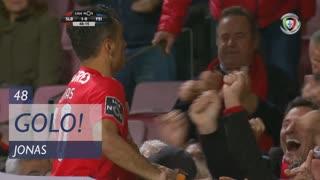 GOLO! SL Benfica, Jonas aos 49', SL Benfica 1-0 CD Feirense
