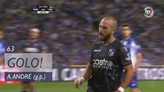 GOLO! Vitória SC, André André aos 63', FC Porto 2-1 Vitória SC
