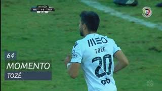 Vitória SC, Jogada, Tozé aos 64'