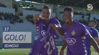 GOLO! Vitória FC, Semedo aos 37', CD Tondela 0-1 Vitória FC