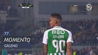 Rio Ave FC, Jogada, Galeno aos 77'