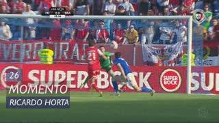 SC Braga, Jogada, Ricardo Horta aos 26'