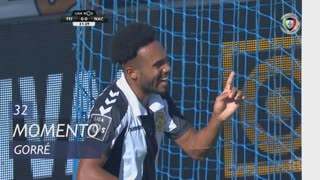 CD Nacional, Jogada, Gorré aos 32'