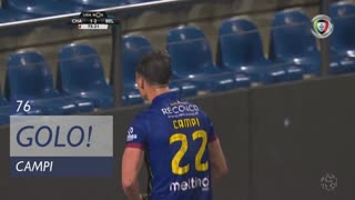 GOLO! GD Chaves, Campi aos 76', GD Chaves 2-2 Belenenses SAD