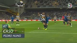 Moreirense FC, Caso, Pedro Nuno aos 47'