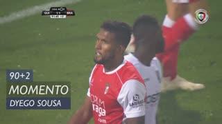 SC Braga, Jogada, Dyego Sousa aos 90'+2'