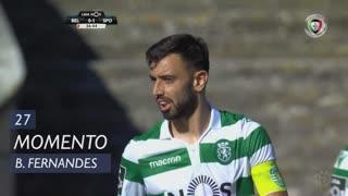 Sporting CP, Jogada, Bruno Fernandes aos 27'