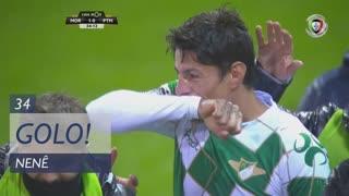 GOLO! Moreirense FC, Nenê aos 34', Moreirense FC 1-0 Portimonense