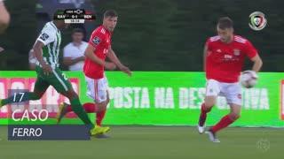 SL Benfica, Caso, Ferro aos 17'