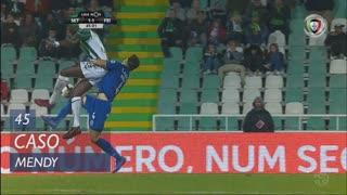 Vitória FC, Caso, Mendy aos 45'