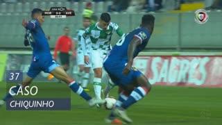 Moreirense FC, Caso, Chiquinho aos 37'
